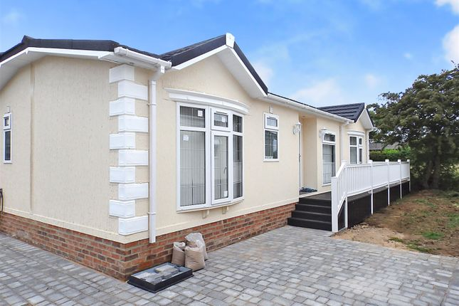 2 Bed Mobile Park Home For Sale In Lower Dunsforth York YO26