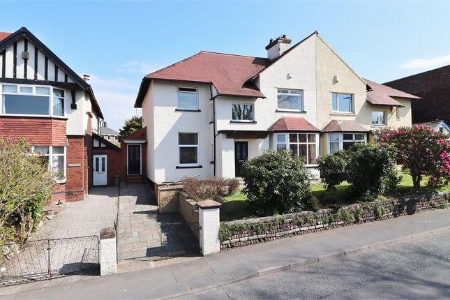 Thumbnail Semi-detached house for sale in Kingmoor Road, Kingmoor, Carlisle, Cumbria
