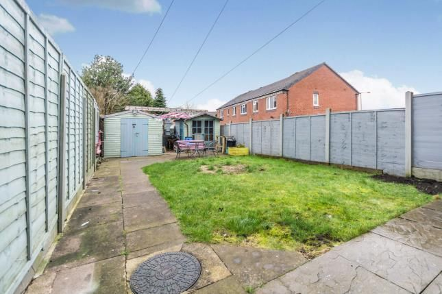 Rear Garden of Gospel Lane, Acocks Green, Birmingham, West Midlands B27