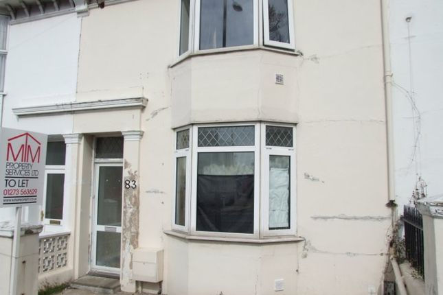 Thumbnail Shared accommodation to rent in Grove Bank, Grove Hill, Brighton
