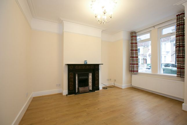 Thumbnail Terraced house to rent in Hawstead Road, London