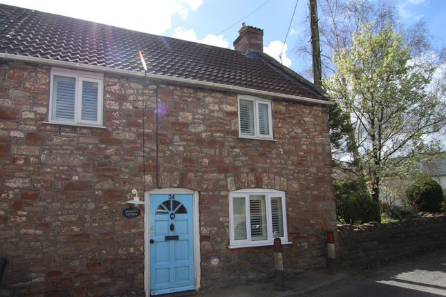 Thumbnail Terraced house for sale in High Street, Chew Magna, Bristol