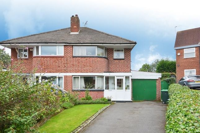 3 bed semi-detached house for sale in Warley Croft, Oldbury