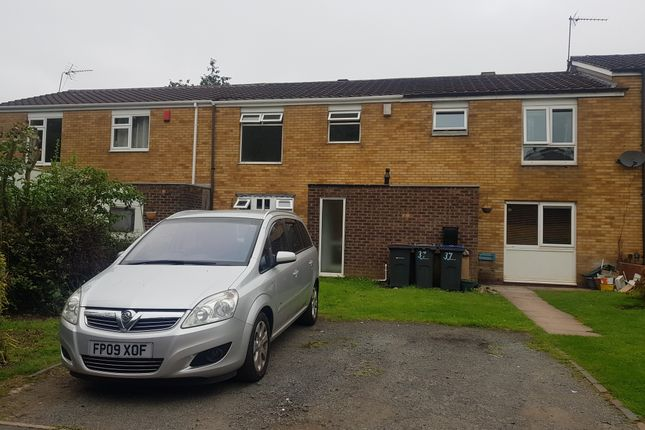 Thumbnail Terraced house to rent in Kitswell Gardens, Quinton, Birmingham