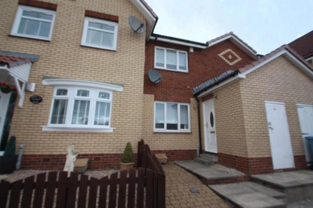 Thumbnail Terraced house for sale in Ferguson Way, Airdrie, North Lanarkshire