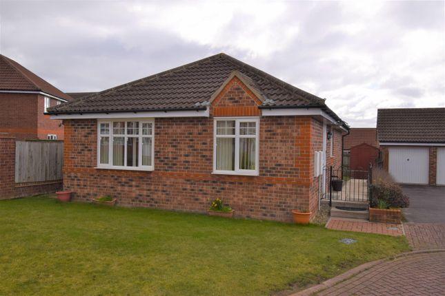 Thumbnail Bungalow for sale in Deepdale Close, Bridlington