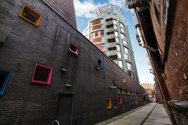 Thumbnail Flat to rent in New Wakefield Street, Manchester