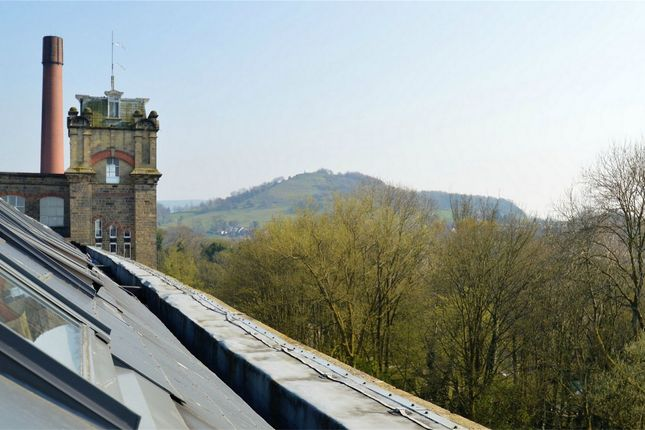 Thumbnail Flat for sale in Clarence Mill, Clarence Road, Bollington, Macclesfield, Cheshire