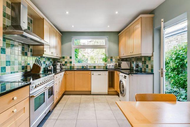 Kitchen of Strathearn Road, London SW19