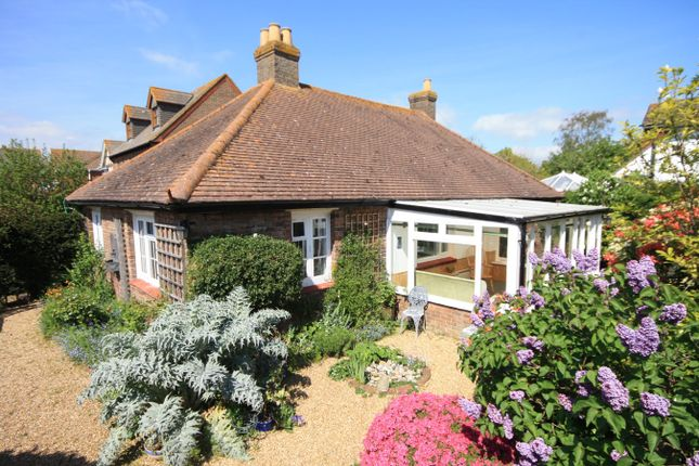 Thumbnail Detached bungalow for sale in Gunters Lane, Bexhill-On-Sea