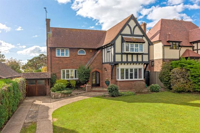 Thumbnail Detached house for sale in Mill Lane, Findon Valley, Worthing