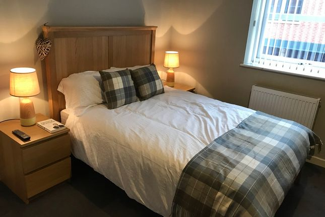 Thumbnail Shared accommodation to rent in Vaughan House, Park Road South, Middlesbrough