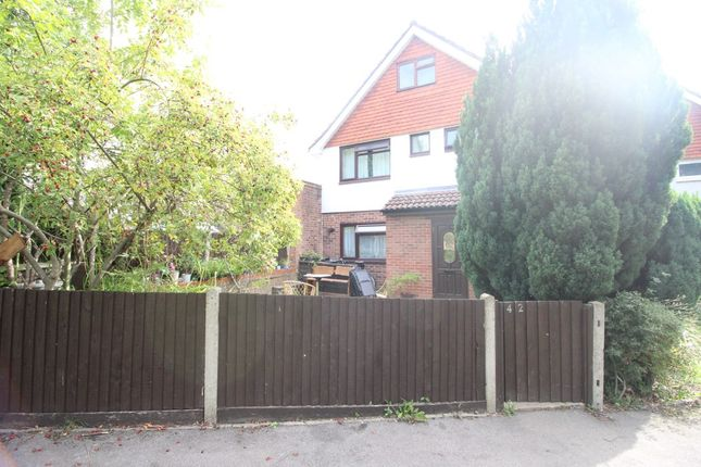 Thumbnail Semi-detached house for sale in Wiltshire Lane, Eastcote, Pinner