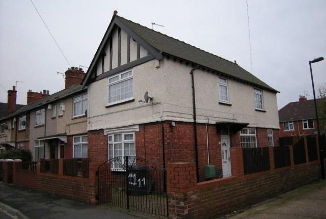 Thumbnail End terrace house for sale in Asquith Road, Bentley, Doncaster, South Yorkshire
