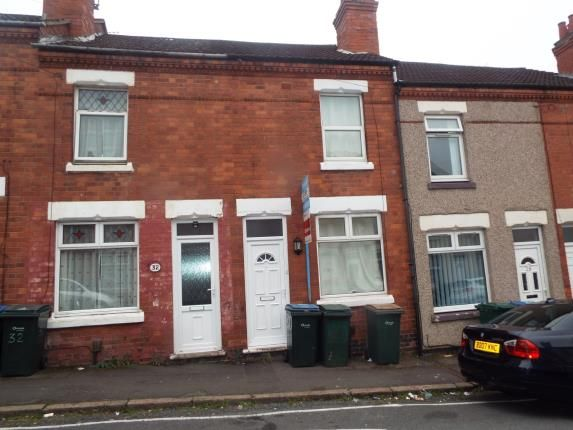Thumbnail Terraced house for sale in Leopold Road, Hillfields, Coventry, West Midlands