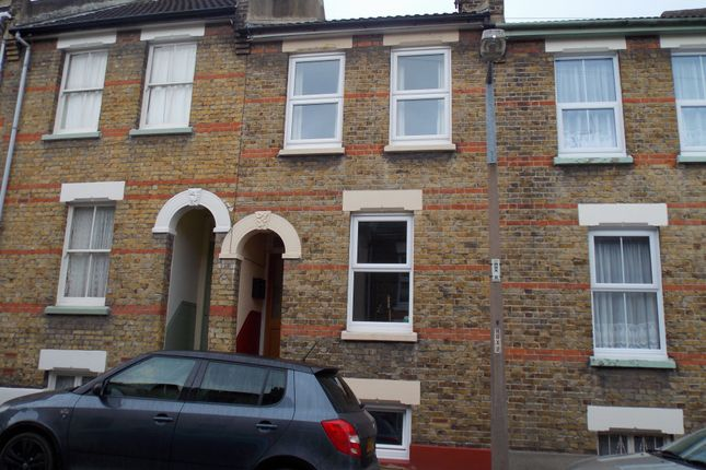 2 bed terraced house for sale in Richard Street, Rochester