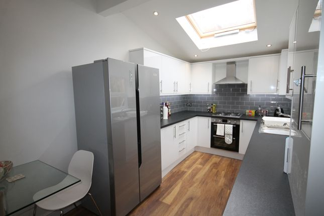 Thumbnail Terraced house to rent in Landcross Road, Fallowfield, Manchester