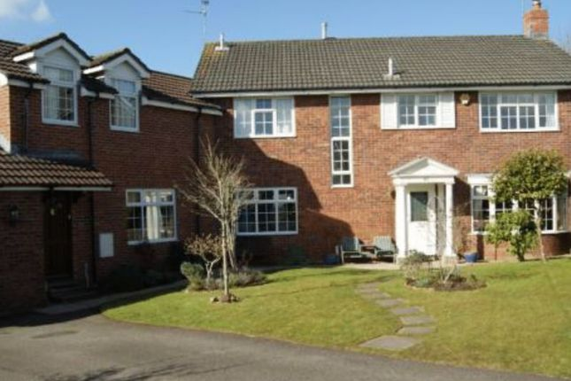 Thumbnail Detached house for sale in Ridgeway, Lisvane, Cardiff