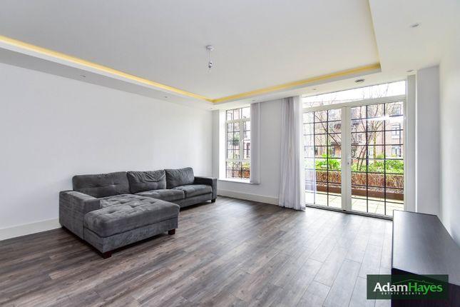 Thumbnail Flat to rent in Chandos Way, Hampstead Garden Suburb