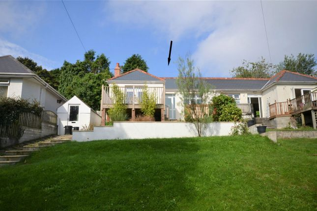 Thumbnail Semi-detached bungalow for sale in Penwethers Lane, Truro, Cornwall