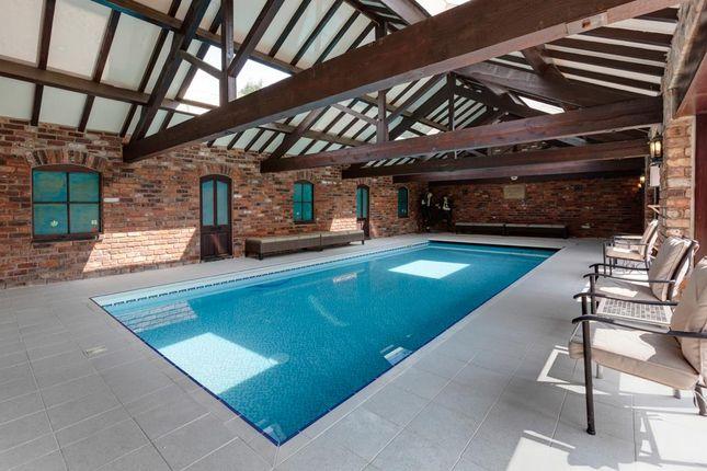 Swimming Pool of Kiveton Lane, Todwick, Sheffield S26