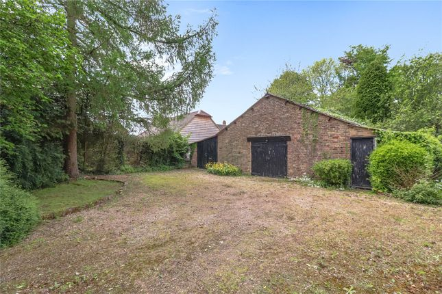 3 bed detached house for sale in Tower Hill, Chipperfield, Kings Langley WD4