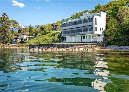 Thumbnail Detached house for sale in Saint-Gingolph, Switzerland