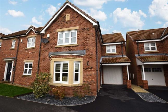 Thumbnail Property for sale in Plymouth Close, Gainsborough