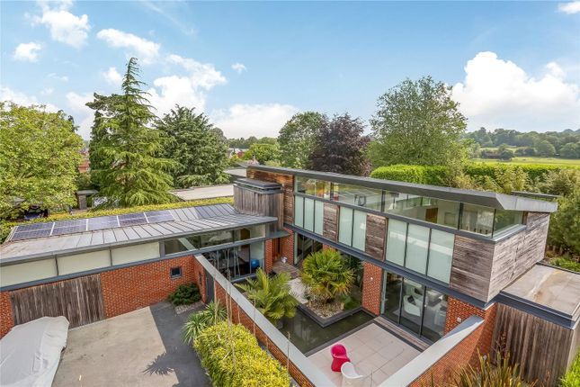 Thumbnail Detached house for sale in High Street, Twyford, Winchester, Hampshire