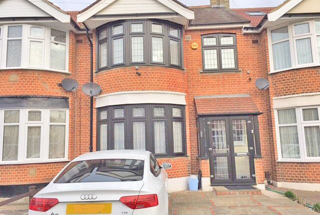 Thumbnail Terraced house for sale in Havering Gardens, Chadwell Heath