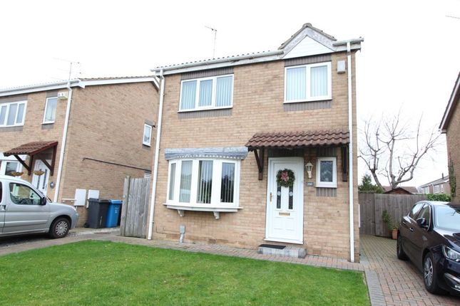Thumbnail Detached house to rent in Howdale Road, Hull