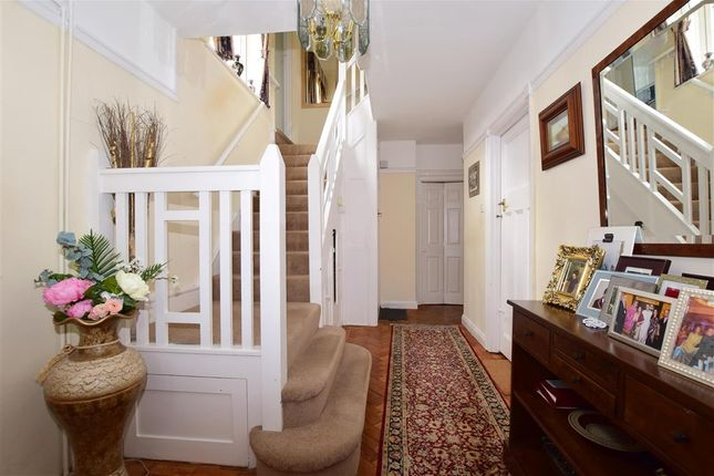 Thumbnail Detached house for sale in Dale Road, Purley, Surrey