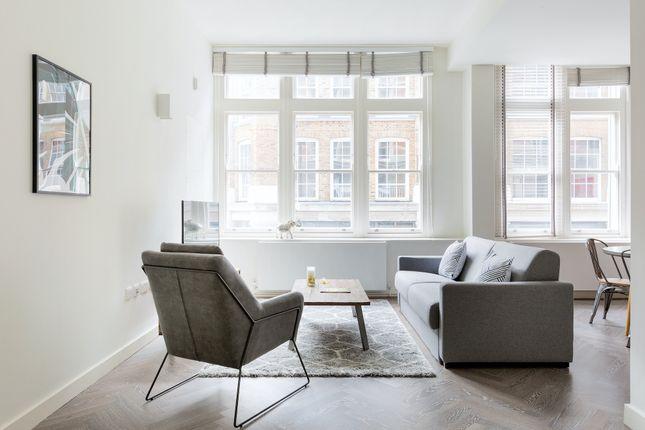 Thumbnail Flat to rent in Bath Street, London