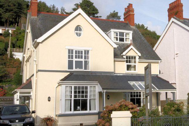Thumbnail Detached house for sale in Aberdovey, Aberdovey Gwynedd