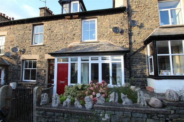 Thumbnail Terraced house for sale in 40 Bainbridge Road, Sedbergh, Cumbria