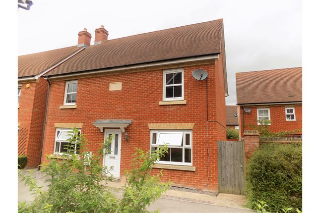Thumbnail Detached house for sale in Daisy Walk, Sittingbourne