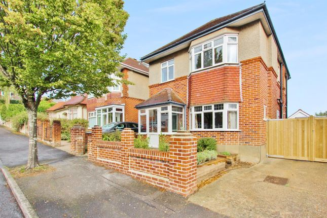 Thumbnail Detached house for sale in Petit Road, Bournemouth