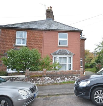 Thumbnail Semi-detached house to rent in Adams Mews, Newtown Road, Liphook