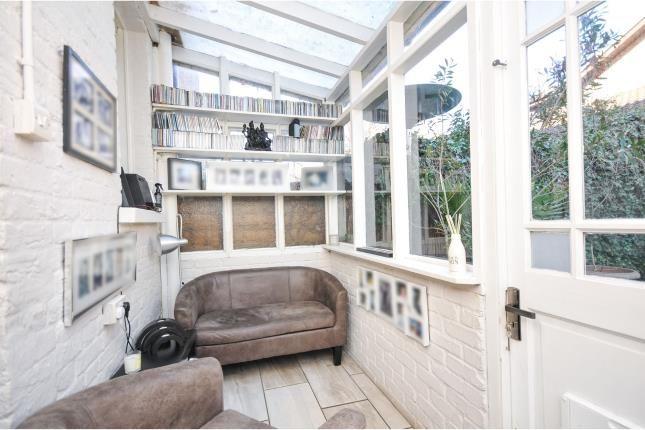 Conservatory of Westbourne Road, Sydenham, London, . SE26