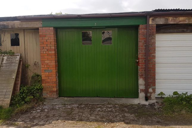 Parking/garage for sale in Quantock Road, Weston-Super-Mare