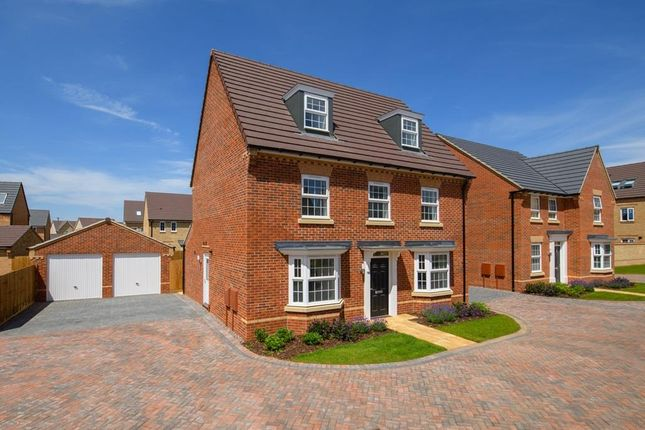 """Thumbnail Detached house for sale in """"Emerson"""" at Ellerbeck Avenue, Nunthorpe, Middlesbrough"""