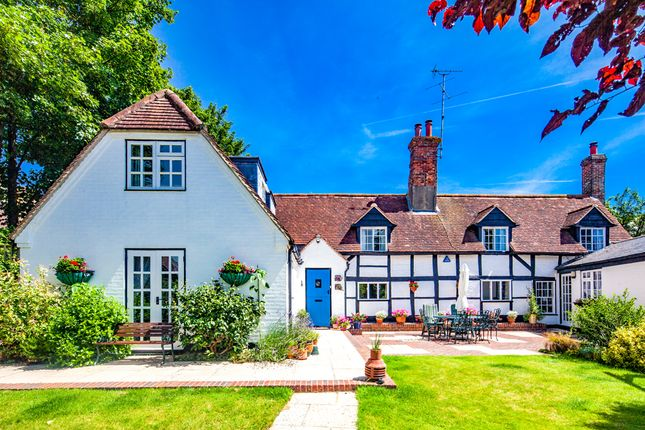 Thumbnail Detached house for sale in Poplar Cottage, East Ilsley