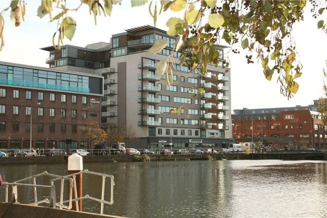 Thumbnail Flat to rent in Witham Wharf, Brayford Street