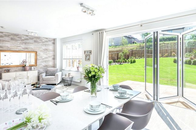 Thumbnail Detached house for sale in Plot 31, Ravelrig Heights, Newlands Road, Balerno