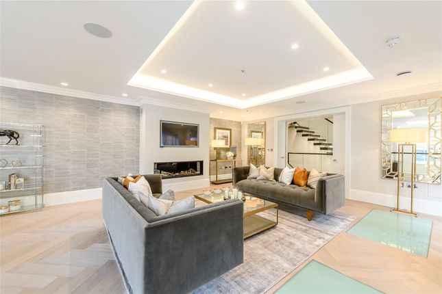 Thumbnail Terraced house for sale in Old Garden House, Bridge Lane, Battersea, London