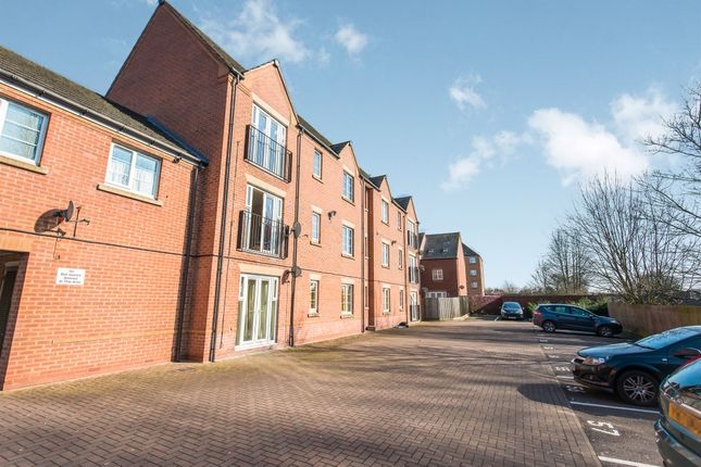 Thumbnail Flat for sale in Eagleworks Drive, Walsall