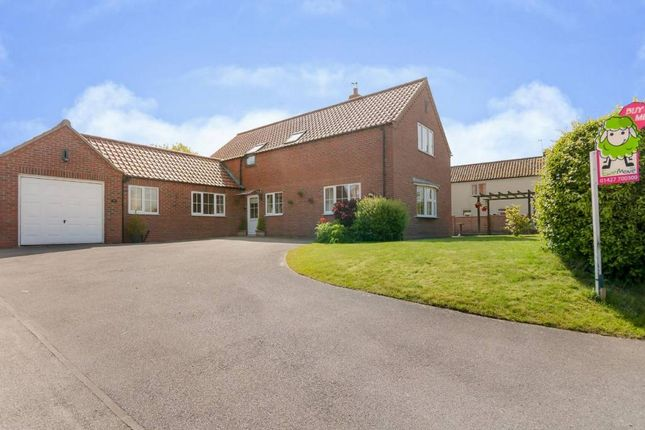 4 bed detached house for sale in Grange Lane, Willingham By Stow, Gainsborough