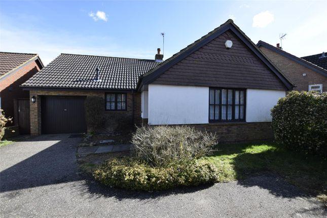Thumbnail Detached bungalow to rent in Roedean Close, Orpington, Kent