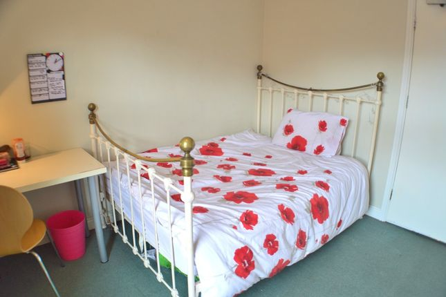 Thumbnail Shared accommodation to rent in Campion Street, Derby