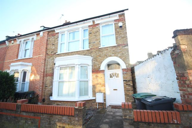 Thumbnail End terrace house to rent in Herbert Road, Bounds Green